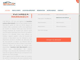Car Rental LTD: agence de locations de véhicules