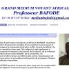 Le marabout voyant Bafode