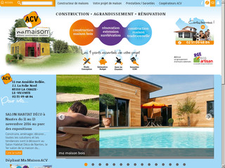 Entreprise de construction de maison
