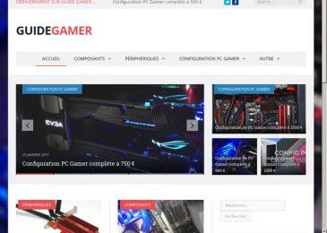 Des accessoires performants à mini prix pour votre PC gamer